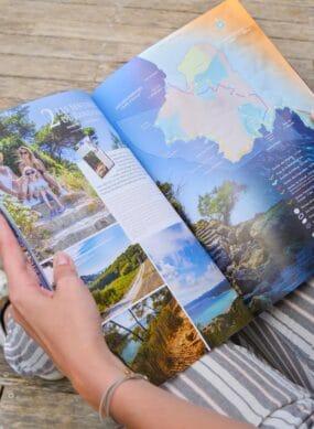 Le magazine de l'office de tourisme de Saint-Cyr-sur-Mer édition 2021